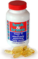 Hank and brians vitamins super e